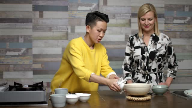 Inspired with Anna Olson - Hong Kong: May Chow