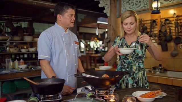 Inspired with Anna Olson - Philippines: Claude Tayag