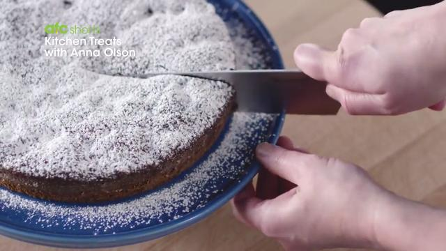Virtuous Chocolate Date Cake | Kitchen Treats with Anna Olson