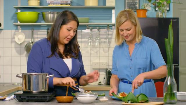 Inspired with Anna Olson #2