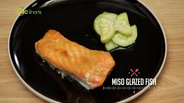 Miso Glazed Fish | Kitchen Quickies