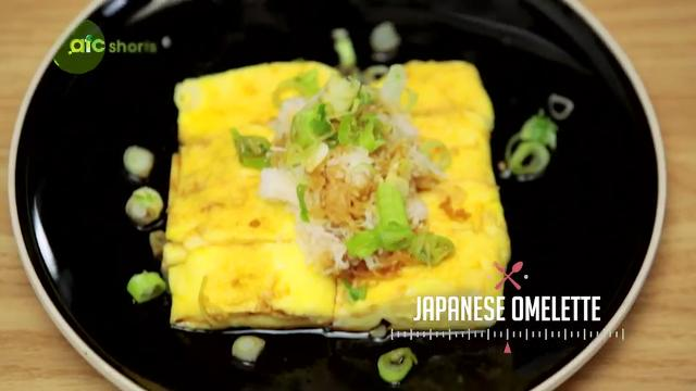 Japanese Omelette | Kitchen Quickies