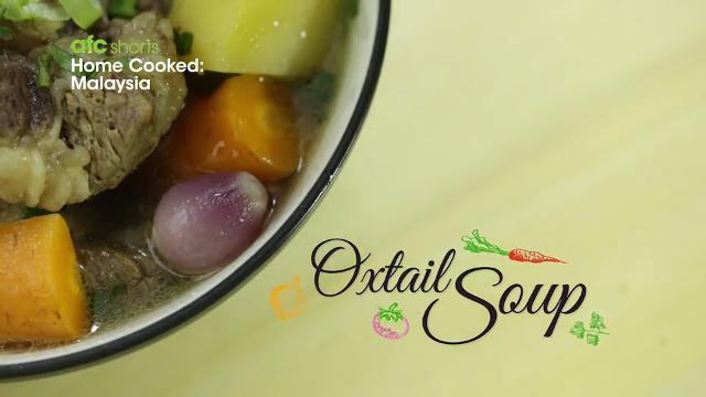 Oxtail Soup (Sup Ekor) | Home Cooked: Malaysia