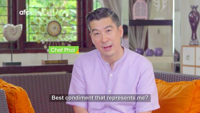 Food Personality | At Home with Phol