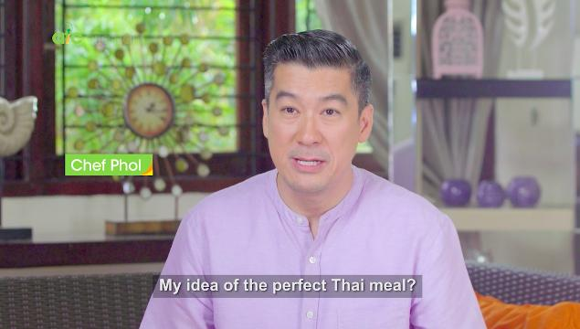 Thai Meal | At Home with Phol