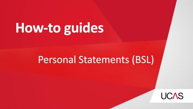 UCAS Personal Statement | How To Start And What To Write About