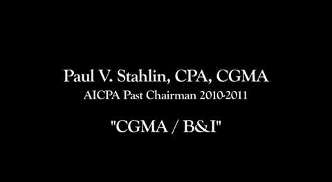CGMA and CPAs in Business & Industry