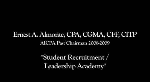 Student Recruitment/Leadership Academy