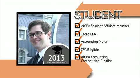 2012 Accounting Competition