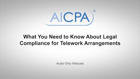 What You Need to Know About Legal Compliance for Telework ....