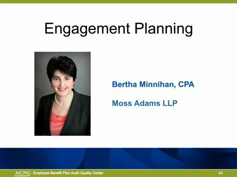 Employee Benefit Plan Audit Quality and Firm Best Practices