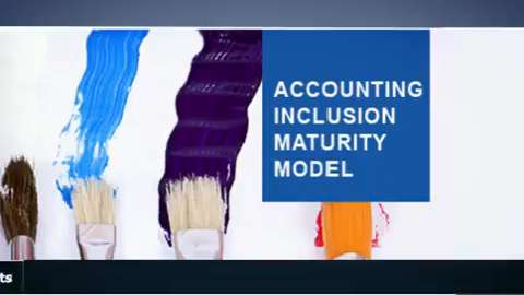 AIMM - Accounting Inclusion Maturity Model