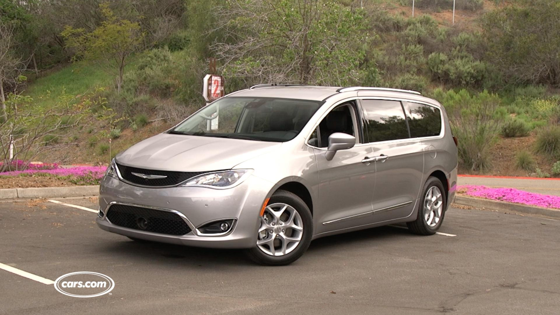 2017 chrysler pacifica review video. Black Bedroom Furniture Sets. Home Design Ideas