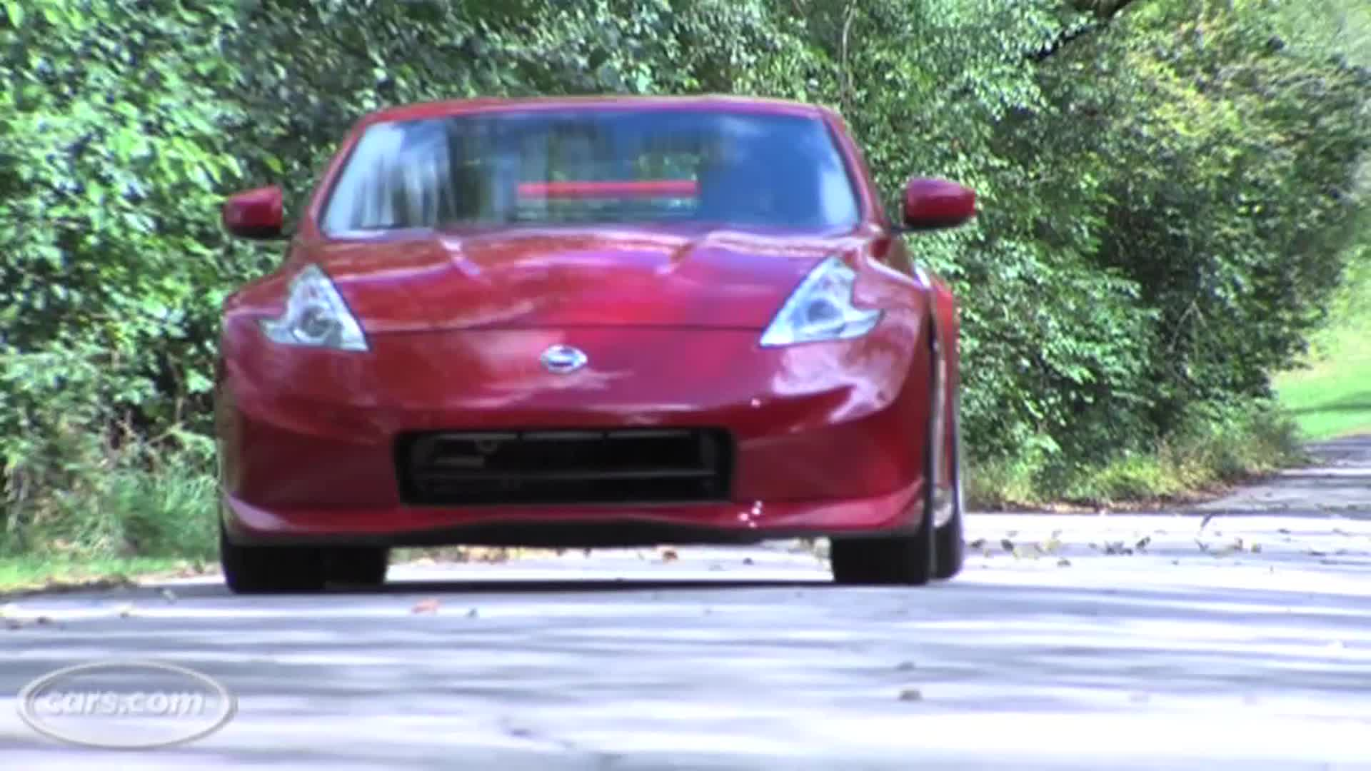 2009 nissan 370z overview cars vanachro Images
