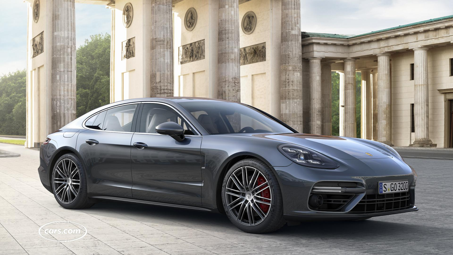 2017 Porsche Panamera Review: First Impressions