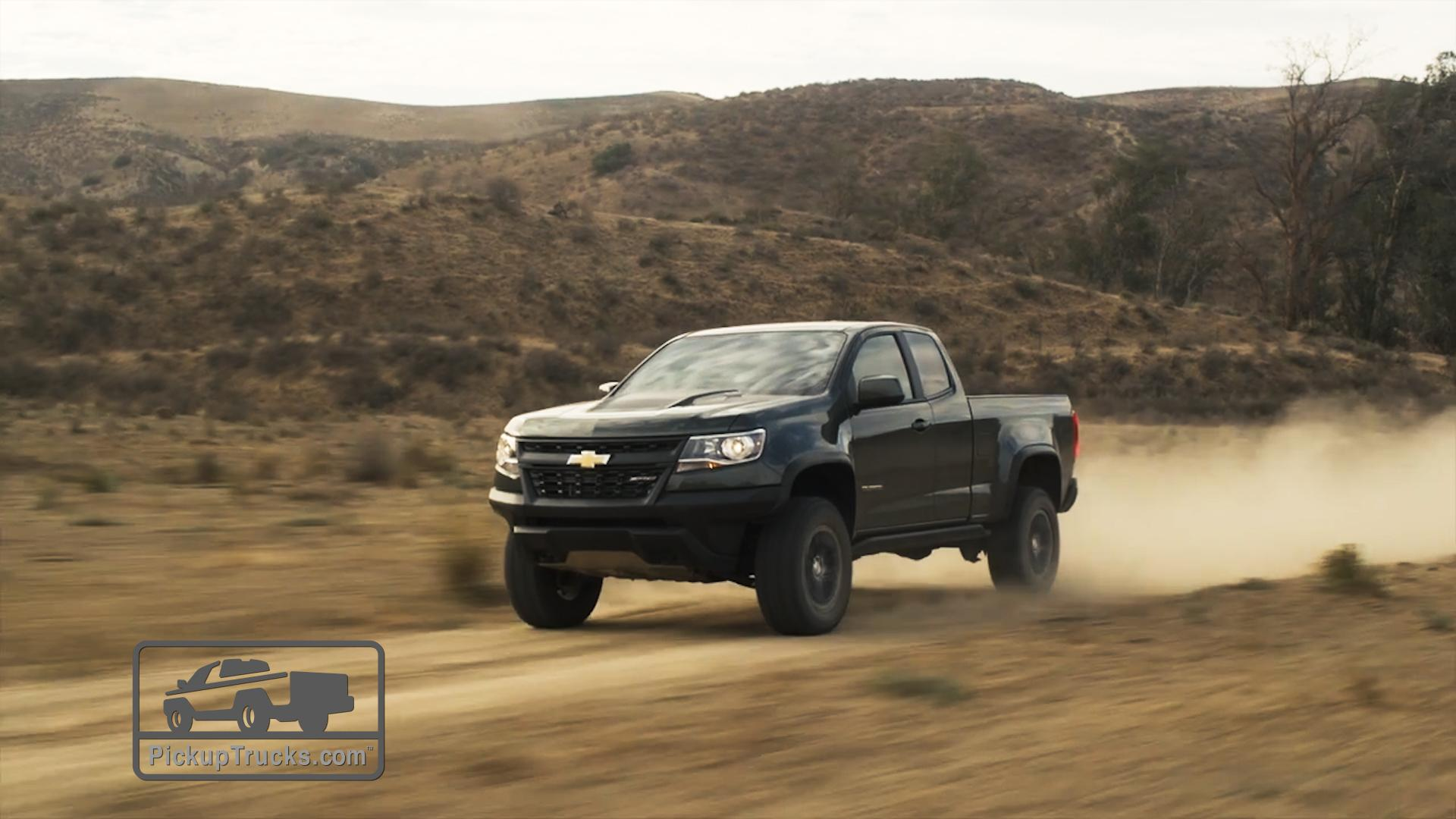 2017 chevrolet colorado zr2 review first impressions video. Black Bedroom Furniture Sets. Home Design Ideas