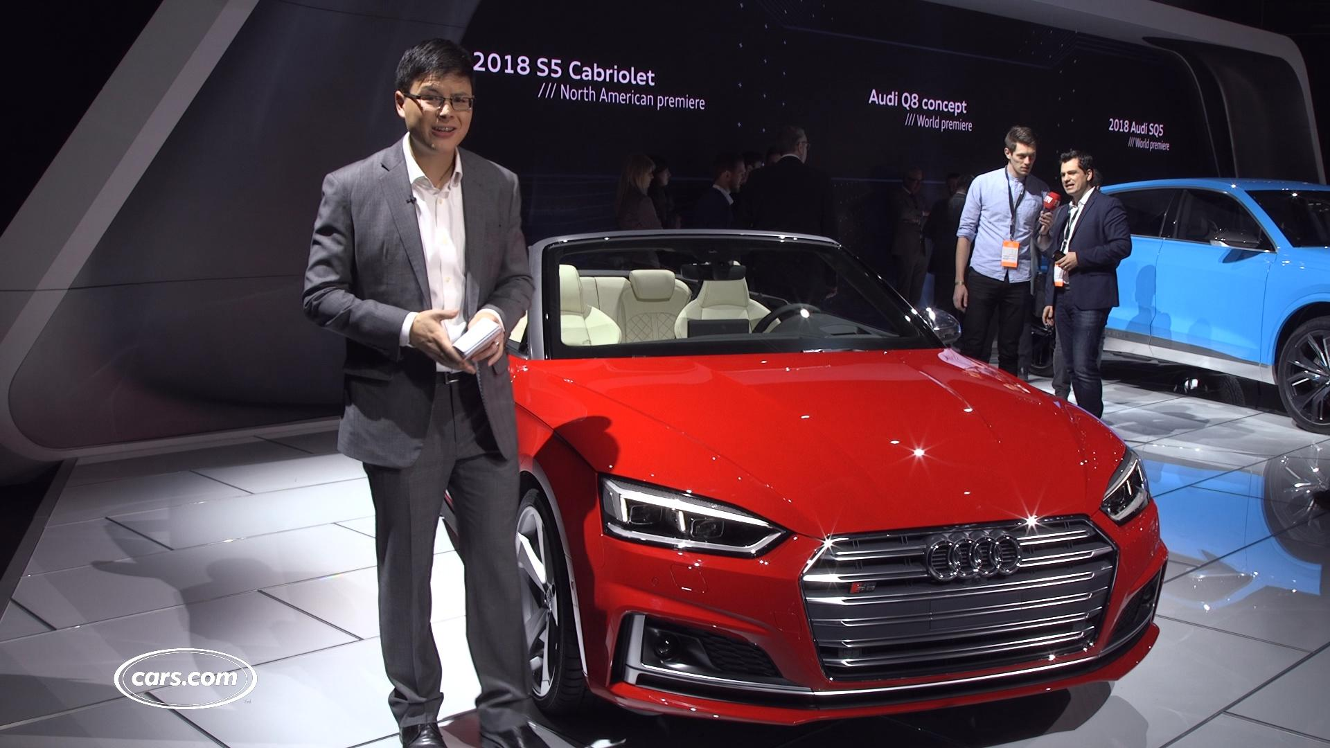 2018 Audi S5 Cabriolet Review: First Impressions
