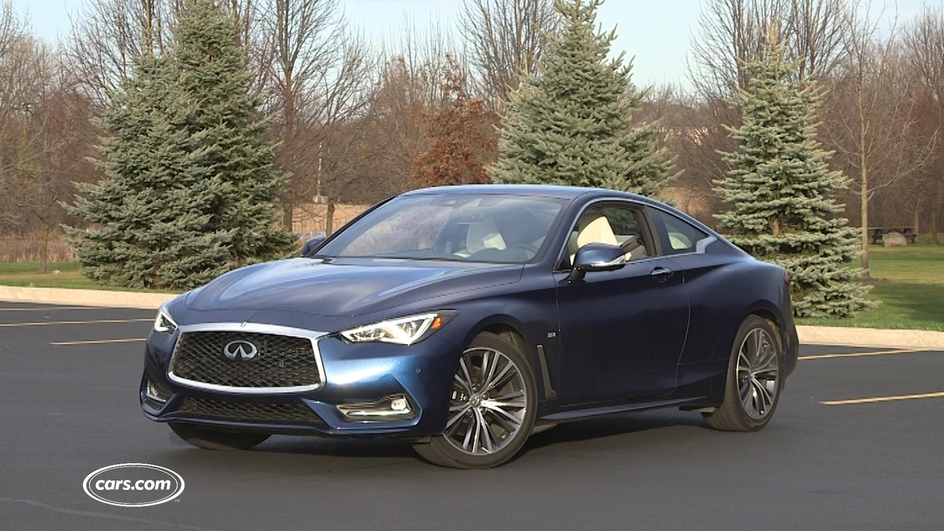 2017 infiniti q60 review video. Black Bedroom Furniture Sets. Home Design Ideas