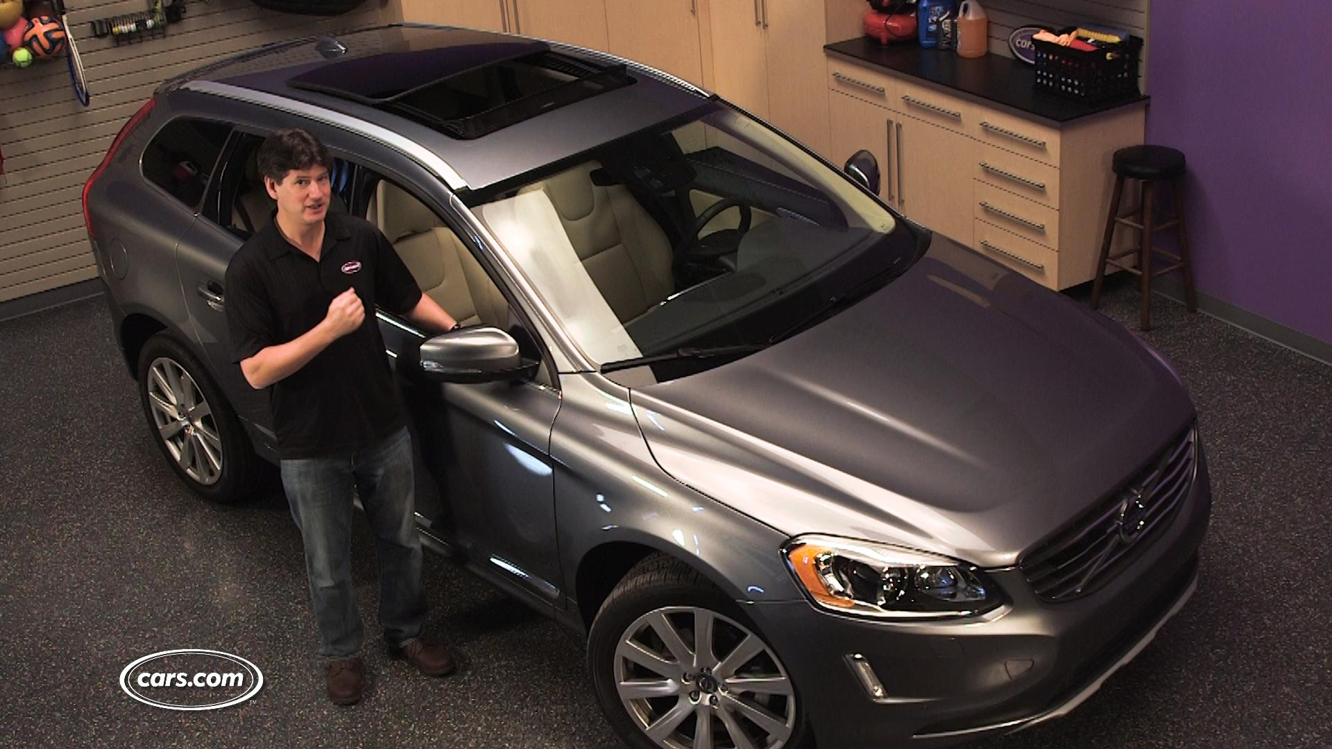 2017 volvo xc60 review video. Black Bedroom Furniture Sets. Home Design Ideas