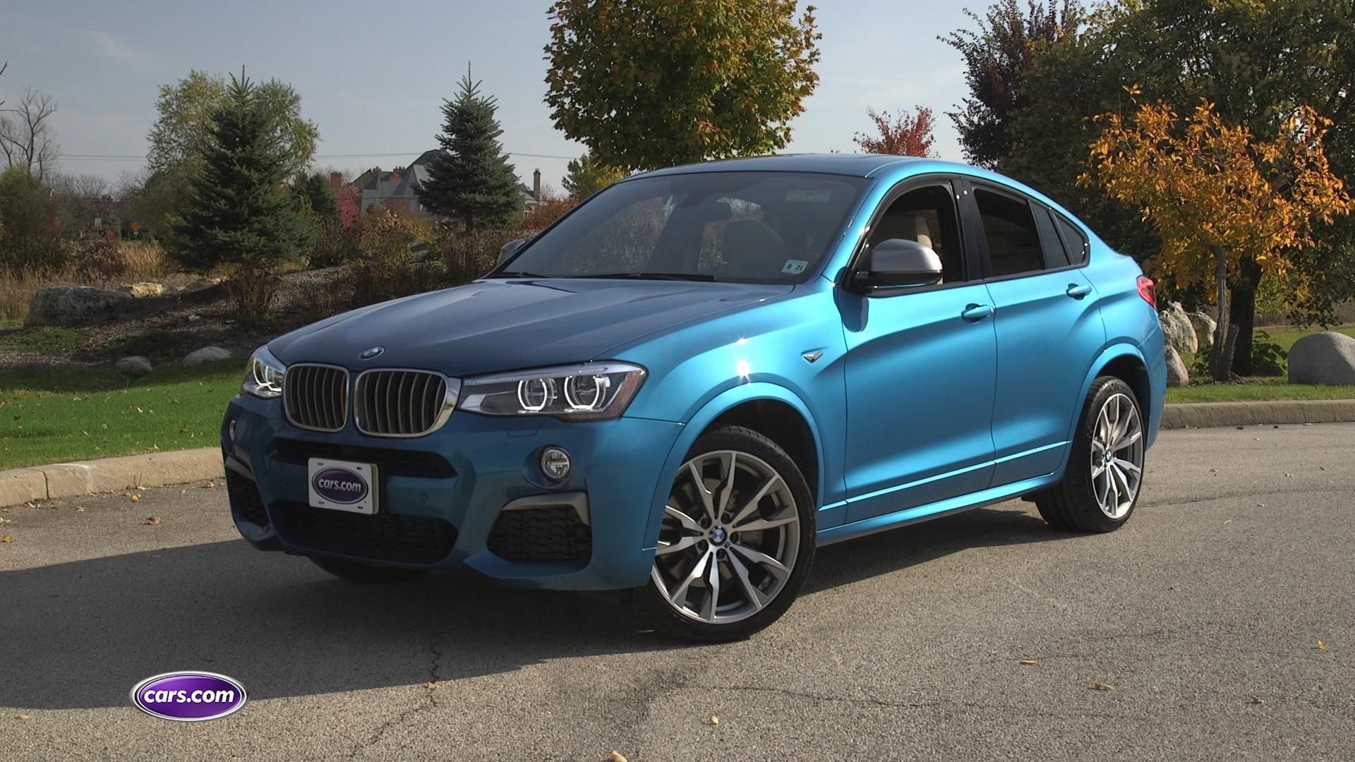 2017 bmw x4 m40i review video. Black Bedroom Furniture Sets. Home Design Ideas
