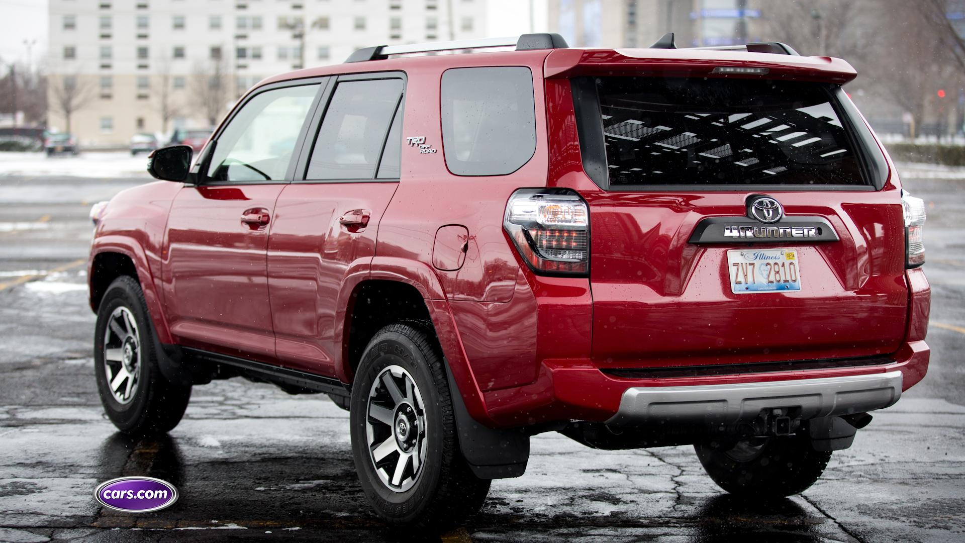 The Toyota 4Runner lineup is a little more confusing with the introduction of the TRD Off-Road.