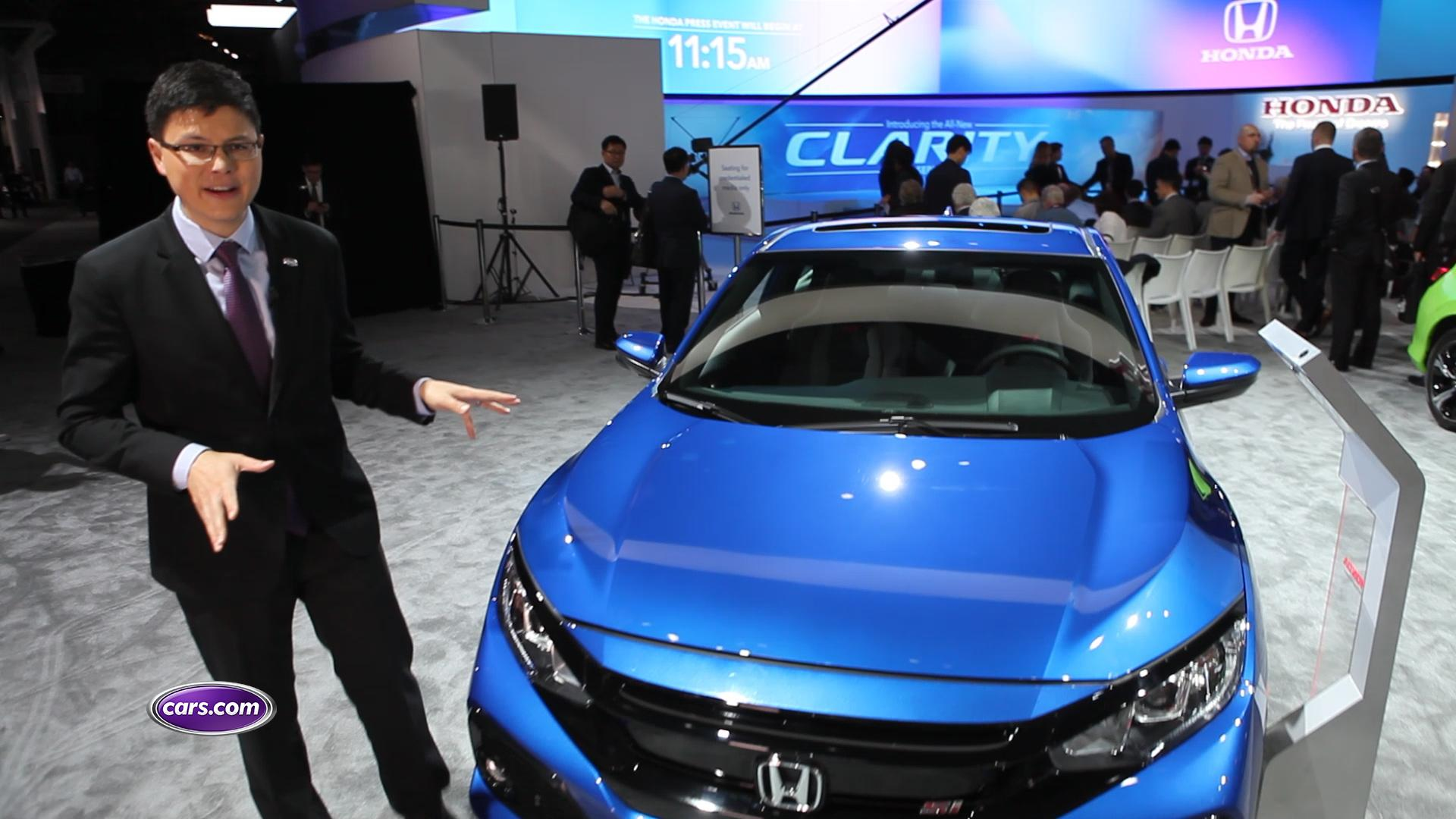 2017 Honda Civic Si Review: First Impressions