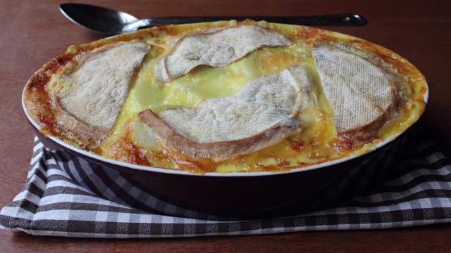 French main dish recipes allrecipes tartiflette french potato bacon and cheese casserole recipe and video this forumfinder Images