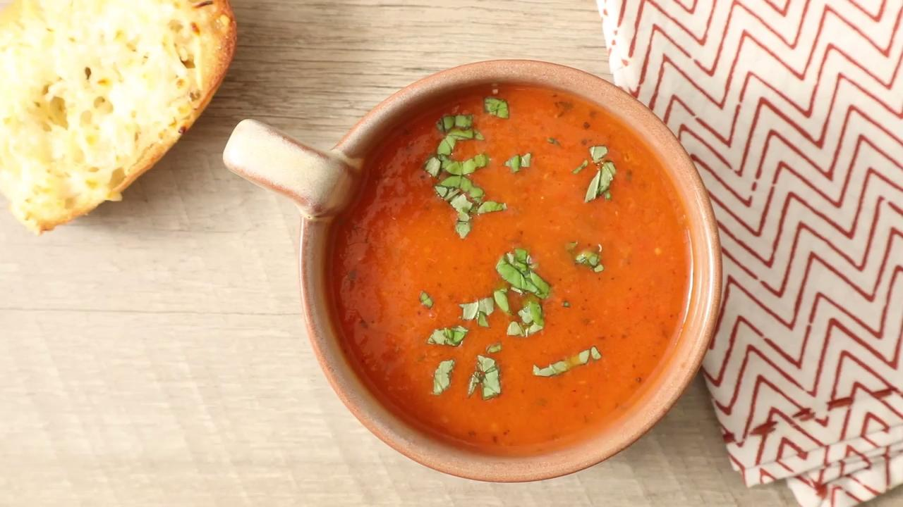 Roasted Tomato Soup Video